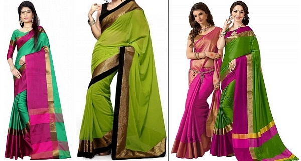 312a9ef919 9 Truly Affordable Designer Sarees To Flaunt this Festive Season - Latest  Fashion Trends   Fashion Tips   Online Shopping Fashion India