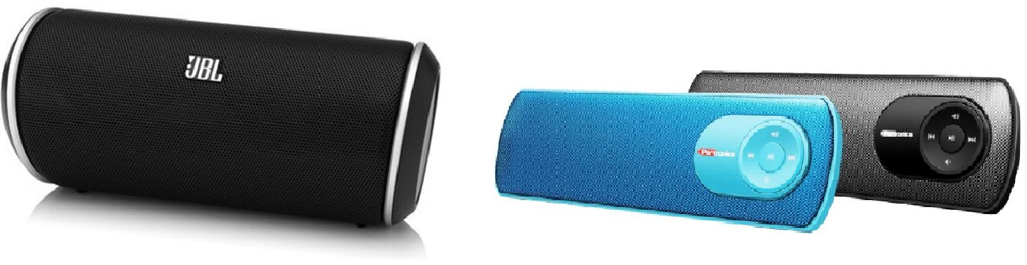 Capsule Bluetooth Speakers