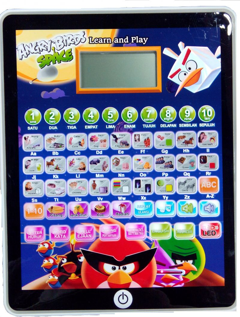 Angry Bird Kids Laptop