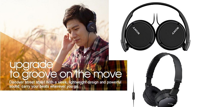 Get Sony Stereo Bluetooth Headset Sbh20