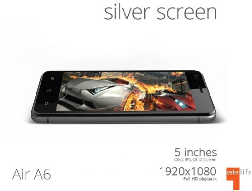 Hitech air a6 rs 5 999 has looks features of a smartphone worth rs