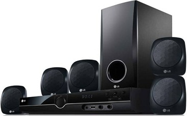 LG 5.1 Home Theater System