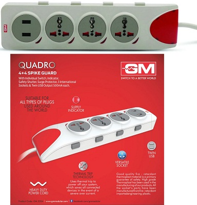GM Quadro Spike Guard