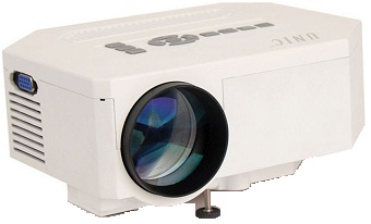 Crocon Home Projector