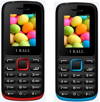 I KALL Feature Phone Combo
