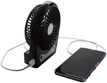 Mini Fan cum Power Bank