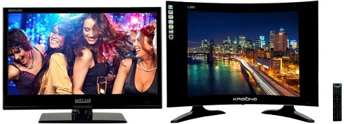 Small Size LED TVs