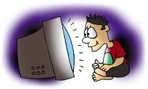 tv addiction Television addiction is a disorder where the subject has a compulsion to watch television the compulsion can be extremely difficult to control in many cases.