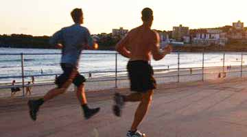 Is running better than walking?