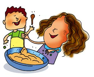 Cooking with your kid!