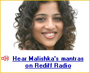 Malishka's mantras
