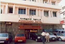 Ponnusamy Hotel