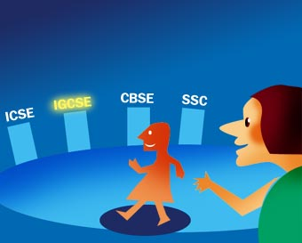 The IGSCE board