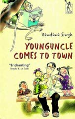 Younguncle Comes To Town