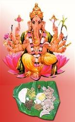 Tempting Lord Ganesha