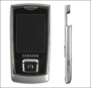 The Samsung E840