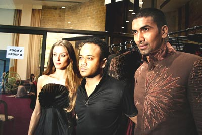 Abdul Halder S Collection For Lakme Fashion Week