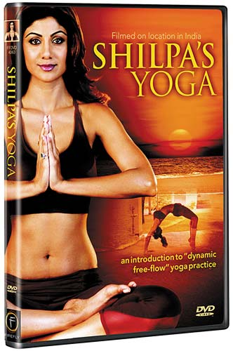 Sexy yoga dvd