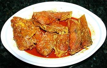 Kashir Gaadh (Kashmiri Fish)