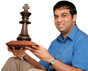Failure teaches things that success can't: Vishy Anand