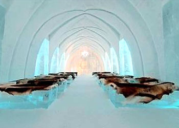 Icehotel, Jukkasj rvi, Sweden