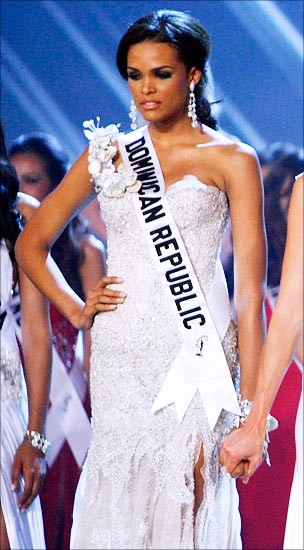 Miss Dominican Republic