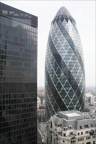 Gherkin_credit Dave Smith from Northolt