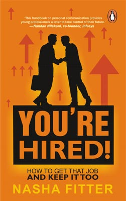 Cover: You're Hired!
