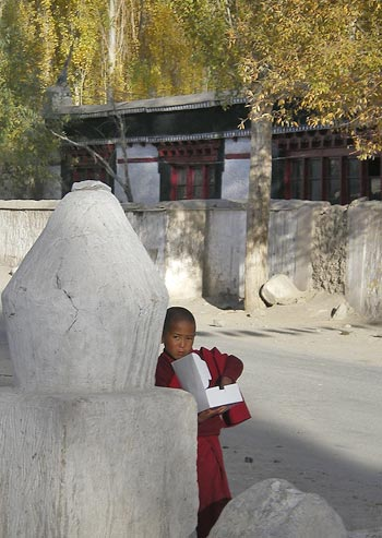 Leh is where the Ladakhis will have to work hardest...