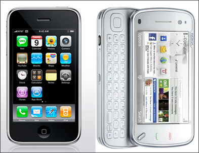 iPhone 3GS vs Nokia N97: Who wins
