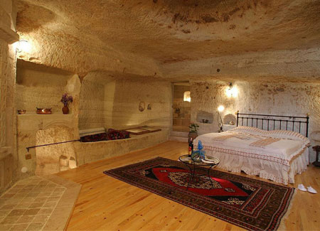 Aydinli Cave House, Goreme, Turkey