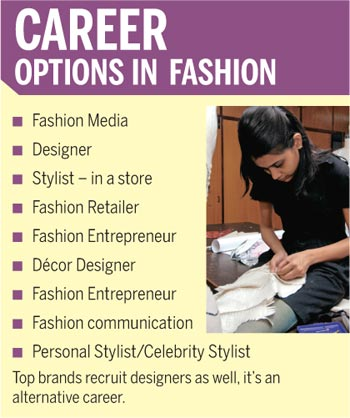 Career opportunities in the sector