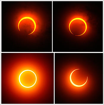 Solar eclipse dos and don'ts