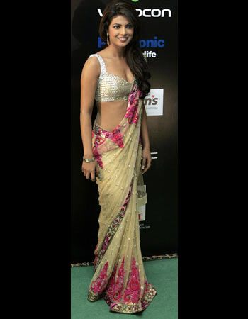 Poll: Which celeb looks sexiest in a sari?