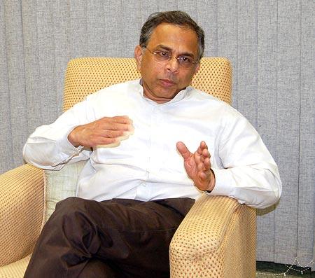 ISB Dean Ajit Rangnekar