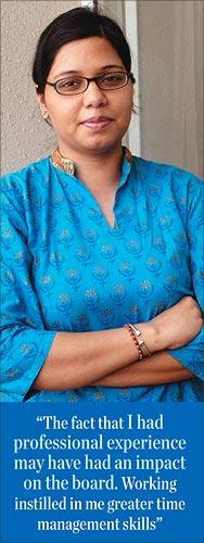 UPSC topper Shubhra Saxena