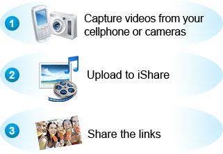 Upload a video