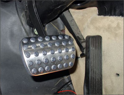 If you feel that the brake response is not good enough, get the car checked.