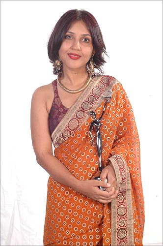 Author and advertiser Anuja Chauhan