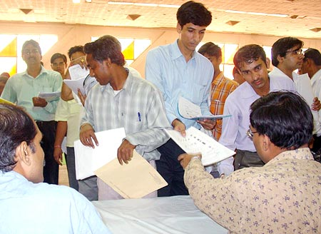 Individuals filing their Income-tax returns