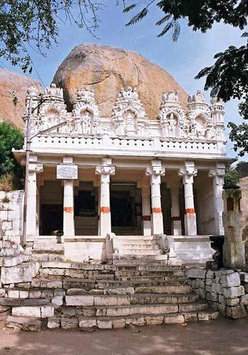 The Ekanantheswara temple