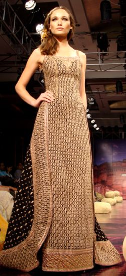 Ritu kumar evening dresses - Fashion dresses