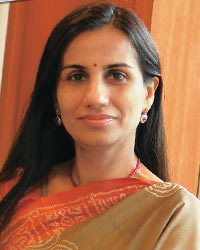 Chanda Kochhar, CEO and managing director, ICICI Bank