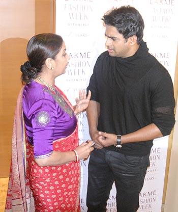 Shabana Azmi and Madhavan