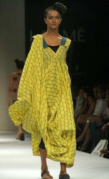 Bulky yellow