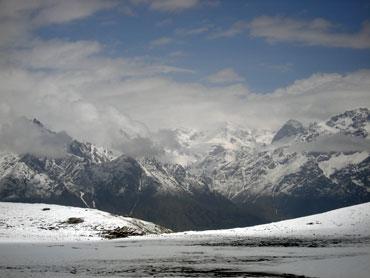 Sar Pass Trek, Himalayas