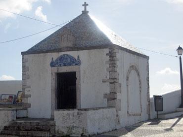 Capela Da Memoria, Nazare