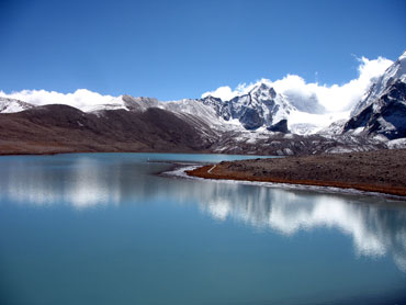 Gurudangmor Lake, North Sikkim