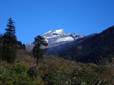 Yumthang Valley, Sikkim.