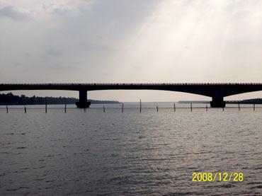 Ravulapalem Bridge,  Andhra Pradesh